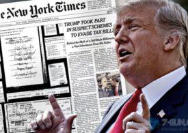 """""""New York Times"""" üzr istədi, amma Trampdan yox..."""