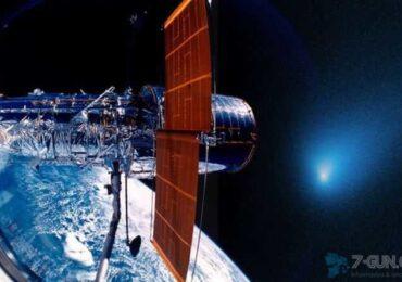 """NASA """"21/Borisov"""" quyruqlu ulduzunun görüntülərini yayımlayıb"""