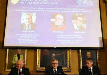 Fizika üzrə Nobel mükafatı laureatlarının da adları açıqlanıb