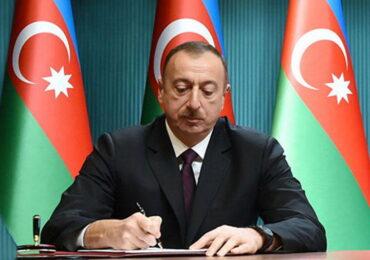 Ağstafa Rayon İcra Hakimiyyətinin başçısı vəzifəsindən azad edilib