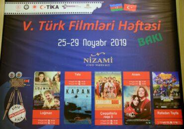 Türk filmləri həftəsi başladı