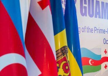GUAM-ın Kiyev toplantısı konstruktiv keçib: azad ticarət zonası və nəqliyyat dəhlizi yaradılacaq