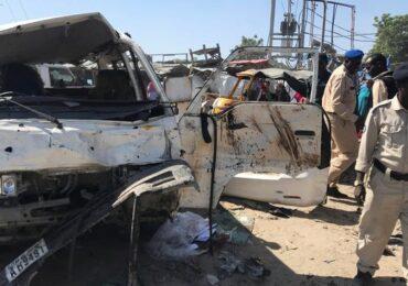 Somalidə törədilən terror aktı  nəticəsində ən az 90 nəfər həlak olub