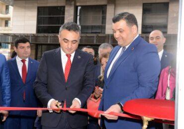 Vəkillər Kollegiyasının Hüquqi Yardım və Tədris Mərkəzi açılıb
