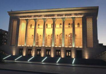 Dram Teatrı bu il Türkiyə, Özbəkistan və Gürcüstanda tamaşalar göstərəcək