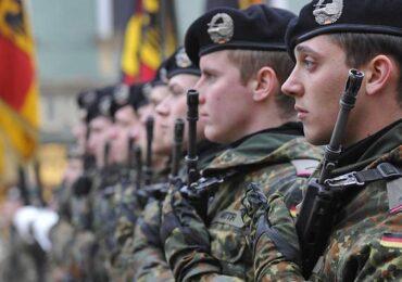Radikal hərbçilər Almaniya ordusundan uzaqlaşdırılır