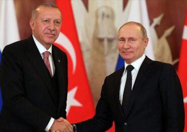 Vladimir Putin sabahTürkiyəyə gedəcək,  hazırda Suriyadadır (yenilənib)