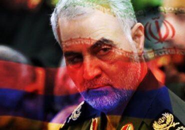 İran televiziyasında açıq etiraf: Süleymani Ermənistana dəstək verib- VİDEO