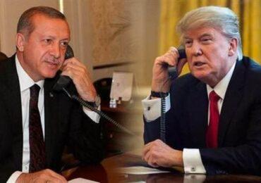 Türkiyə və ABŞ prezidentləri  telefonda bölgə və Liviya məsələlərini müzakirə ediblər