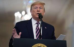 ABŞ: Prezident Ağ Evdə ixtisarlara başladı