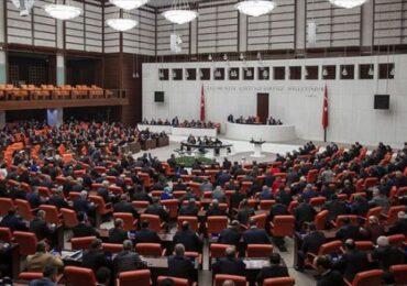 AKP, CHP, MHP və İYİ Partiyanın parlament qrupları birgə bəyanatla çıxış edib