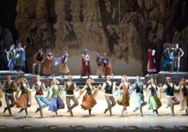 """Opera və Balet Teatrında """"Eşq və Ölüm"""" baleti oynanılacaq"""