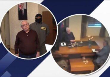 Dövlət Təhlükəsizliyi Xidməti  Neftçala əməliyyatının videogörüntülərini yayıb