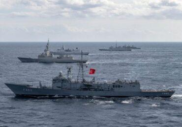 NATO Aralıq dənizində 10 günlük hərbi-dəniz təlimlərinə başlayır