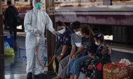 Ukrayna da  koronavirusa qarşı mübarizə tədbirlərini gücləndirir