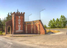 Tovuzda Dövlət Rəmzləri Muzeyi açılışı olub