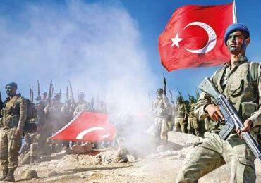 """""""Sülh çeşməsi"""" əməliyyat zonasında 32 PKK/YPG terrorist məhv edilib"""