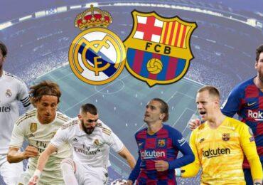 """Real""-""Barselona"": Kral klubu liderliyi geri alıb"