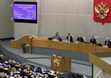 Rusiya parlamenti Konstitusiya dəyişikliklərini qəbul edib