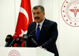 Türkiyədə koronavirusa 4353 yeni yoluxma faktı təsbit edilib