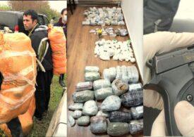 Qaçaqmalçılıqla İrandan ölkəmizə 10 milyon manatlıq narkotik keçirənlər tutulublar