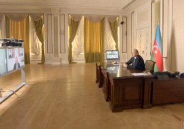 """Prezident: """"Əminəm ki, Azərbaycan xalqı karantinin uzadılmasını düzgün başa düşəcək"""""""