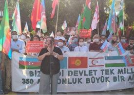 7 türk dövlətinin müəllim-tələbə heyətini Kayseridə bir amal birləşdirib